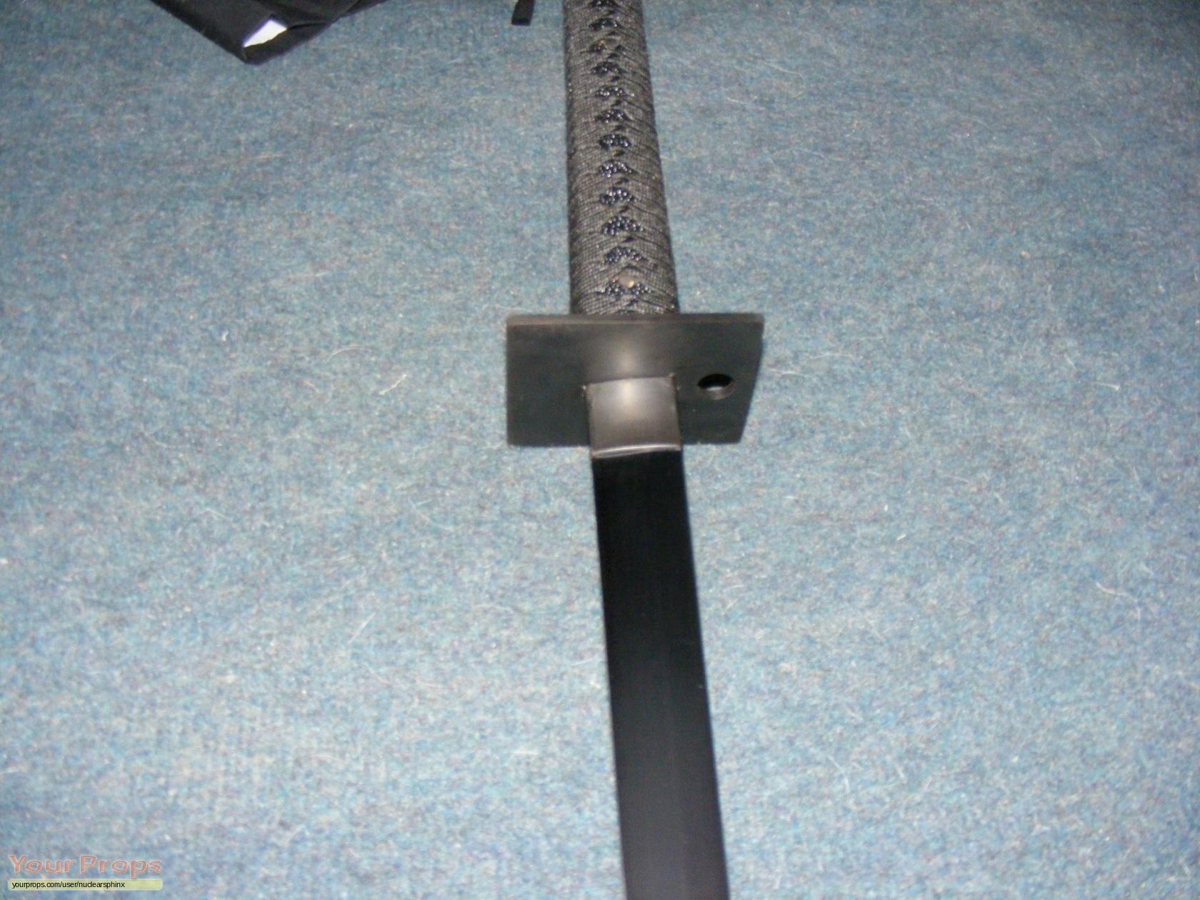 Movie prop swords