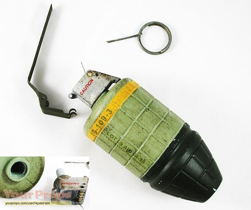 Elysium F1 Frag Grenad...
