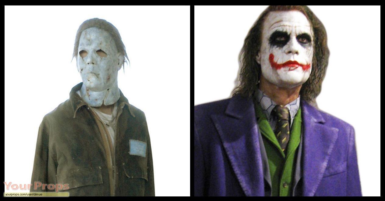 Halloween (Rob Zombie's) Myers Halloween (Remake) Mask replica ...