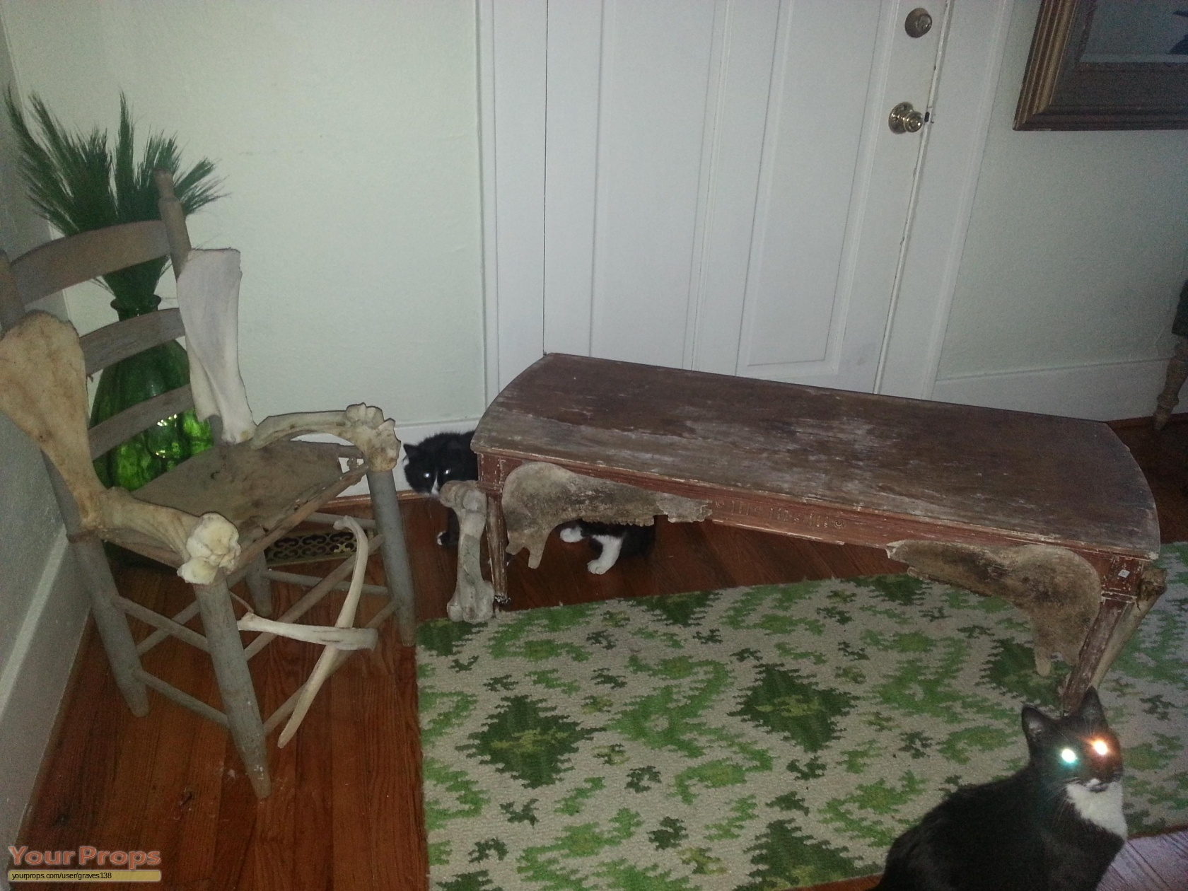 Texas Chainsaw Macre Sawyer House