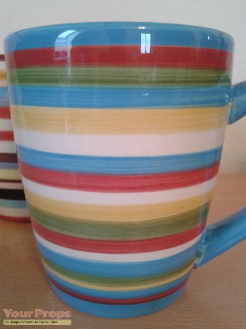 Two and a half men alans coffee mug replica tv series prop - Two and a half men coffee mug ...