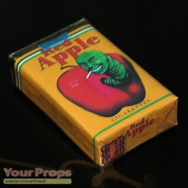 pulp fiction red apple brand cigarettes made from scratch