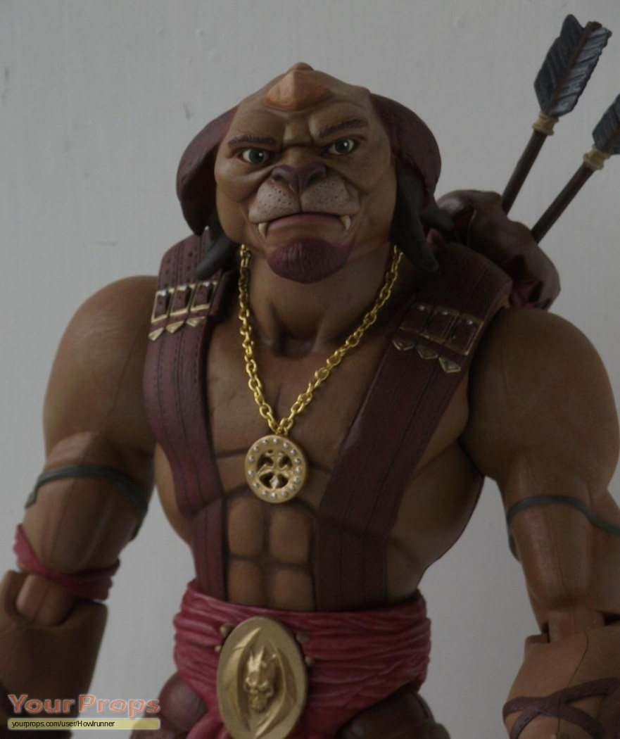 Small Soldiers Archer Toy