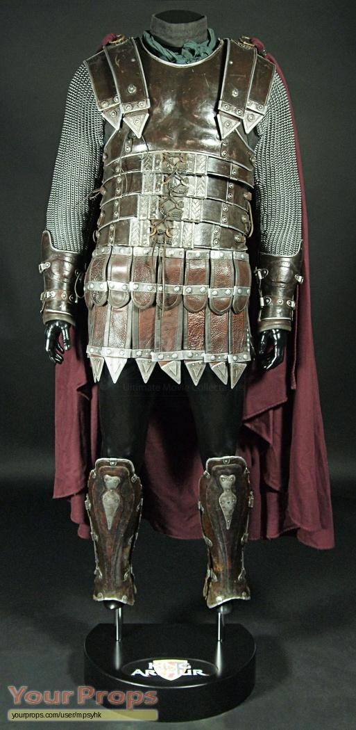 King Arthur Complete Hero Costume Original Movie Costume