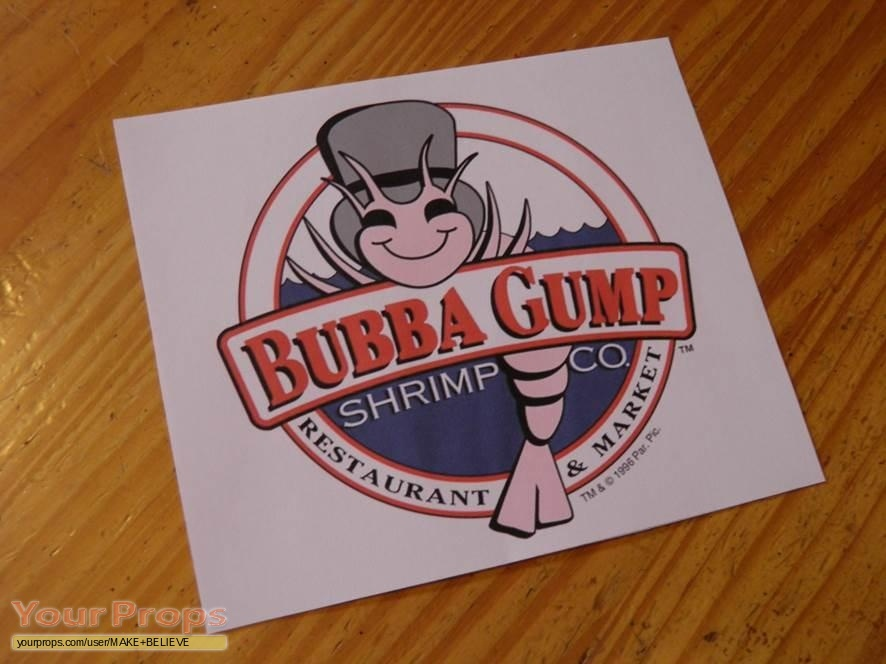 Related Pictures forrest gump bubba gump shrimp co retro cool trendy ...