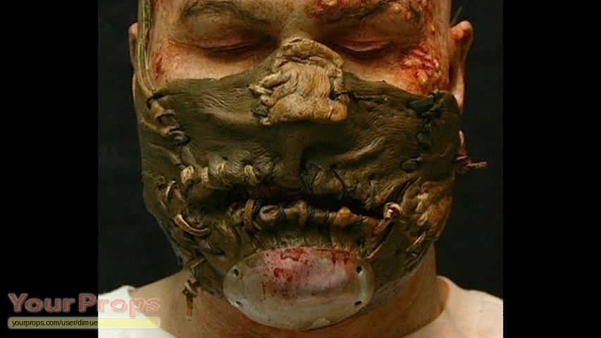 Texas chainsaw massacre the beginning mask