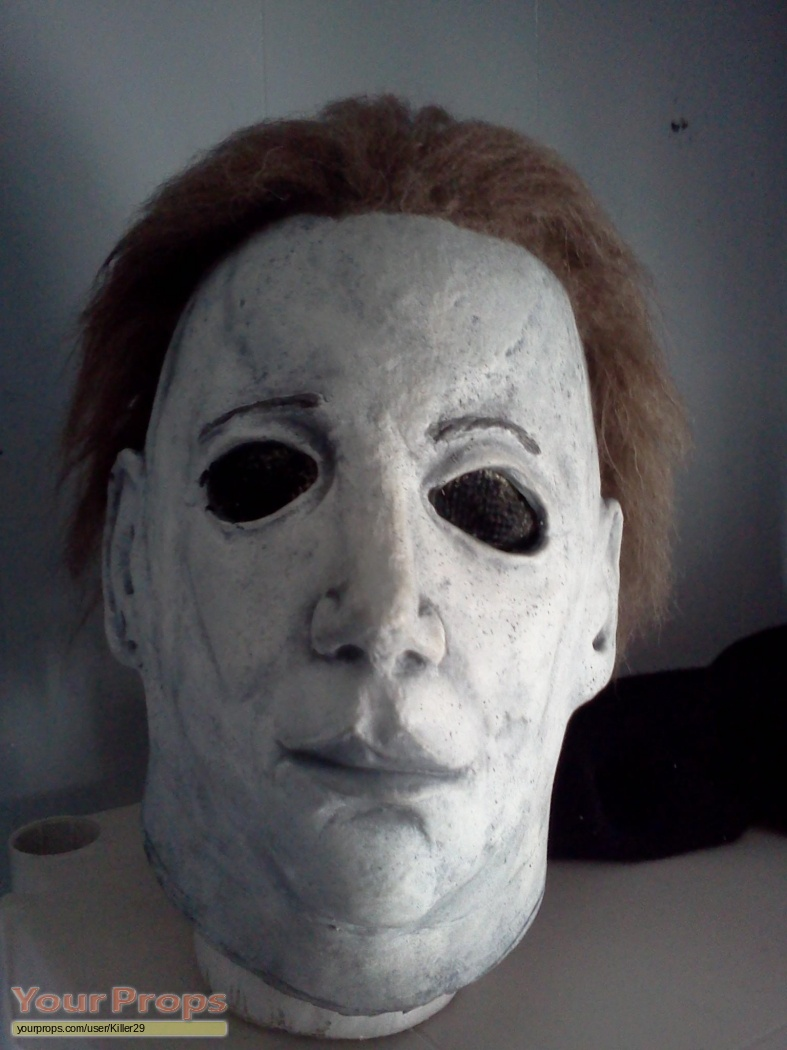 Halloween 6: The Curse of Michael Myers Mask replica movie costume