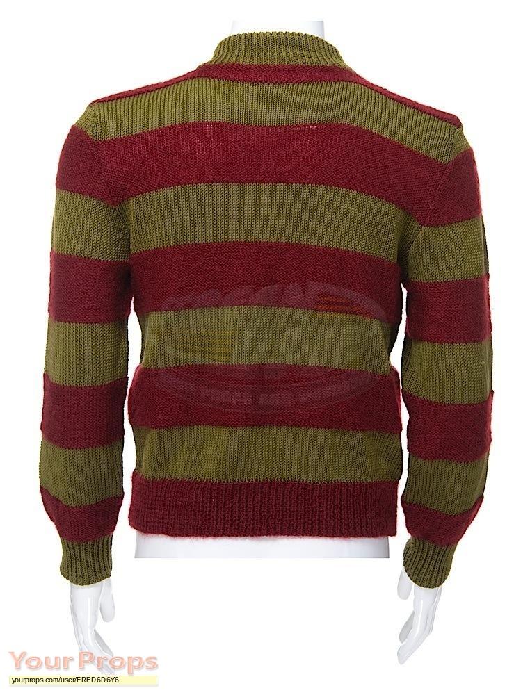 New Nightmare (Wes Cravens) Freddy Kruegers Sweater original movie ...