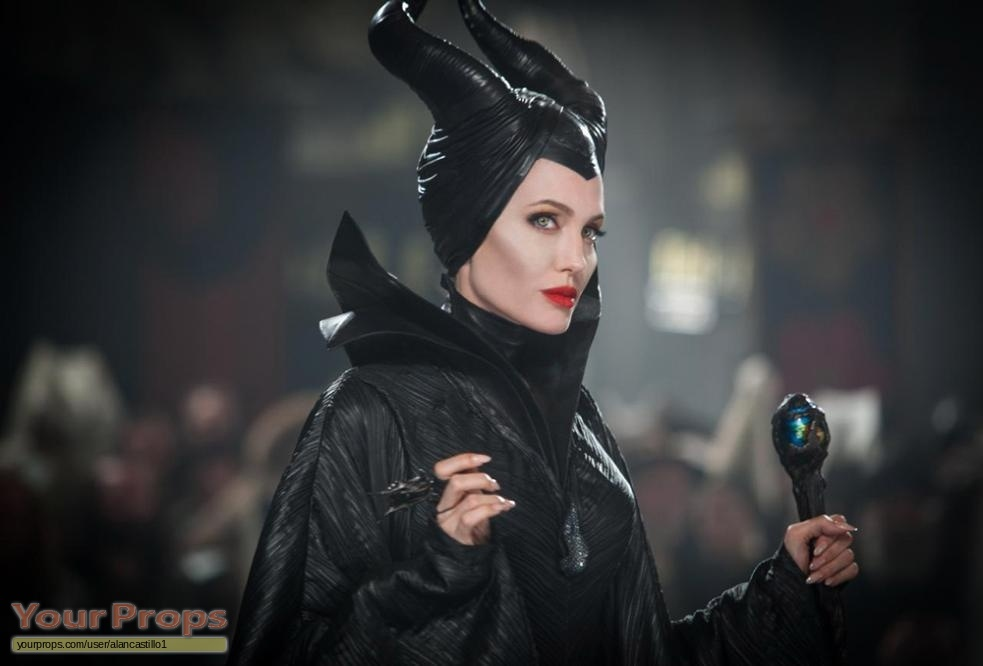 Maleficent Maleficent S Staff Replica Movie Prop