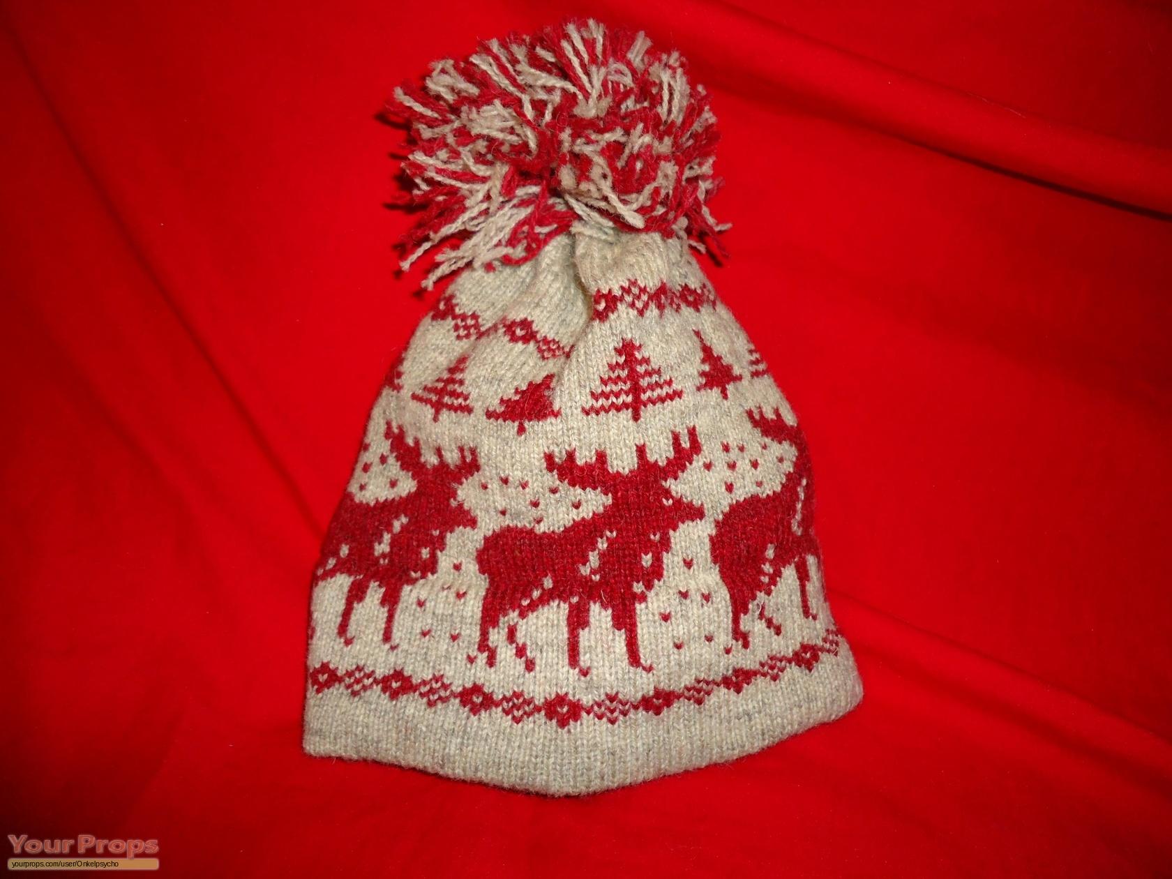 Home Alone Kevin s Wool Hat replica movie costume 81c3cff5c6f