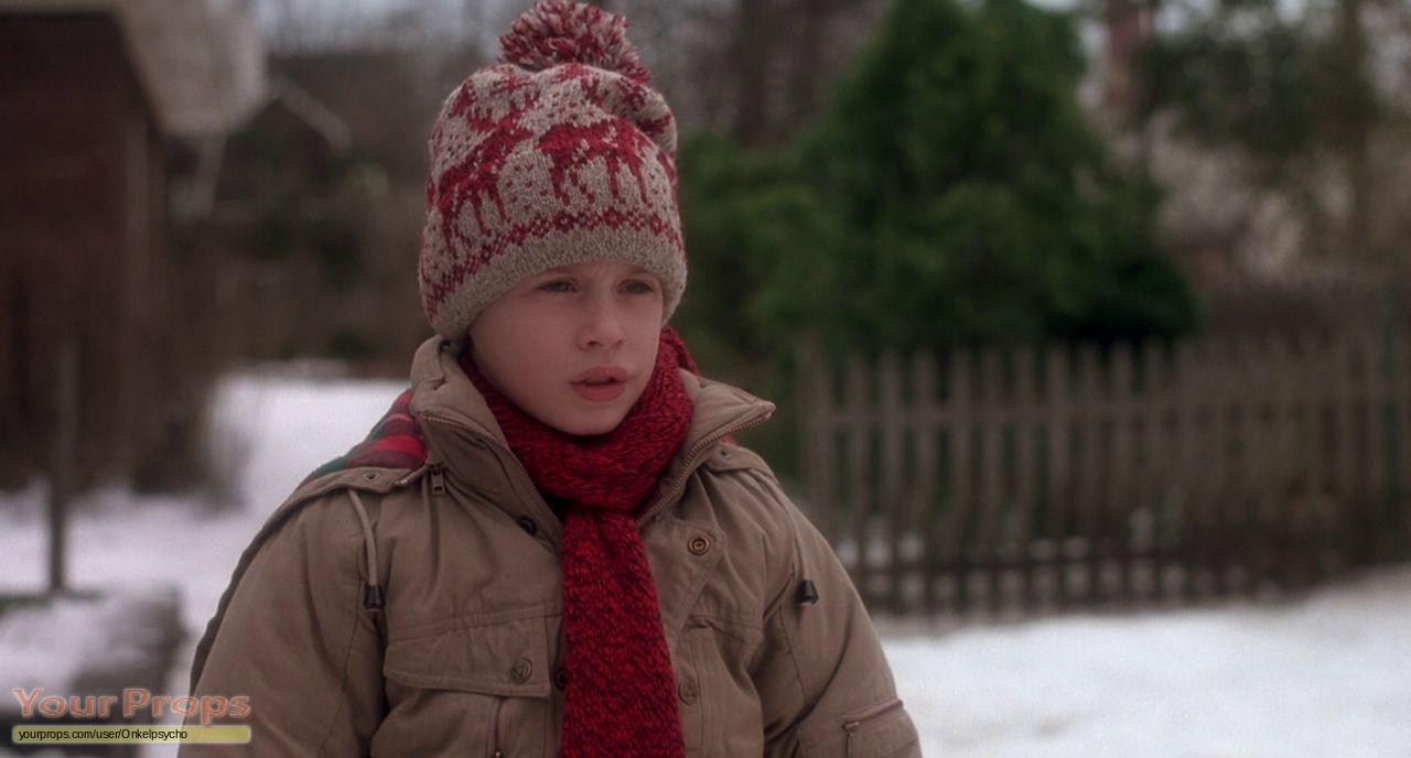 Home Alone Kevin s Wool Hat replica movie costume e0ace3ba2a4