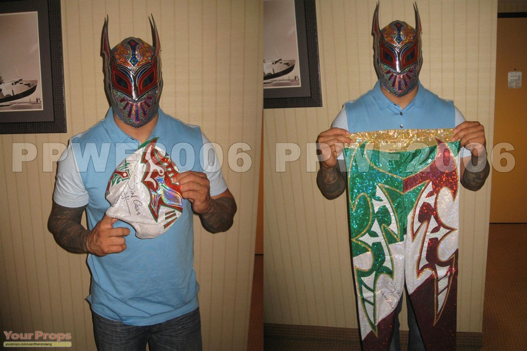 Amazoncouk sin cara costume for kids & Wwe sin cara mask for kids