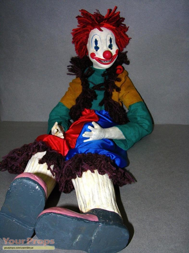 Poltergeist Promotional Clown Puppet From Original Molds Original