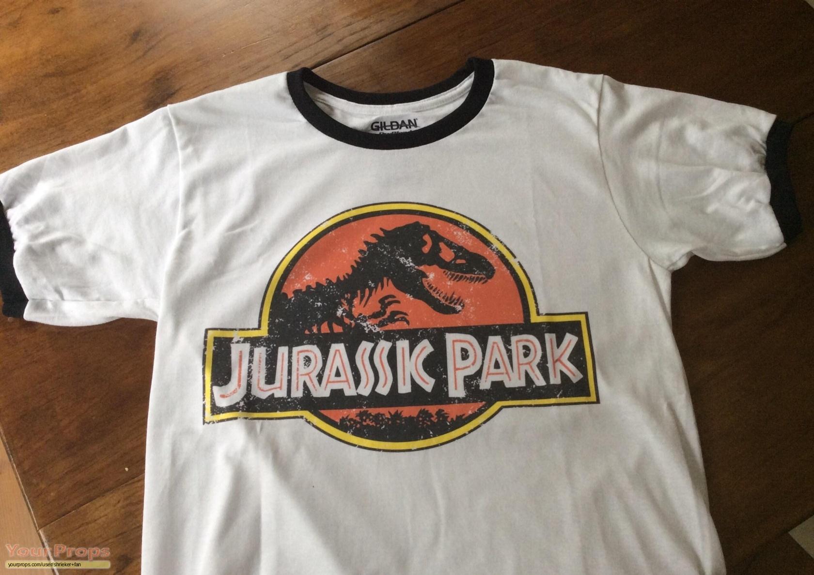 797a384d33a Jurassic World Lowery s JP shirt replica movie costume