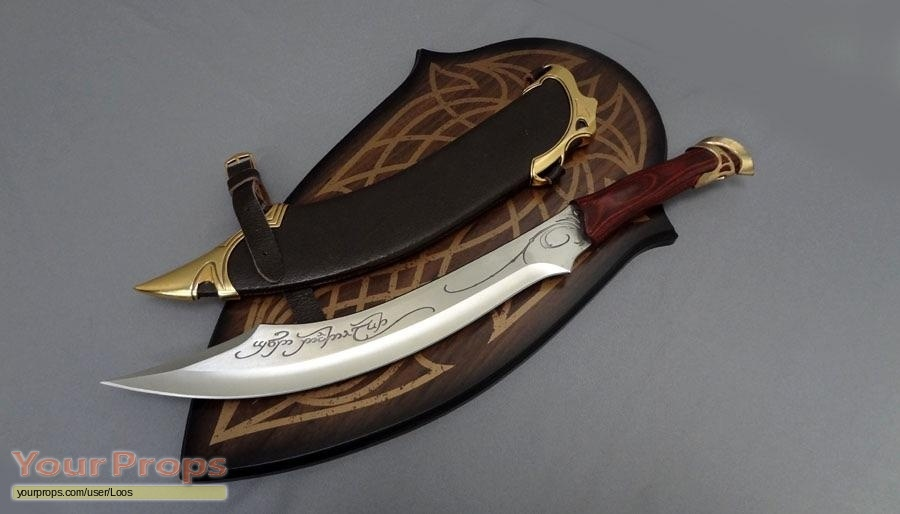 Lord of the Rings Trilogy Knife of Strider United Cutlery