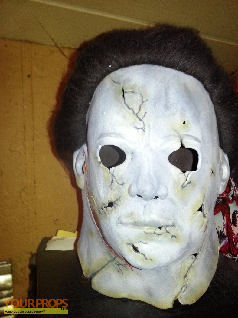Halloween 2 Rob Zombie Mask.Halloween 2 Rob Zombie S Michael Myers Mask Part 2 From Fx
