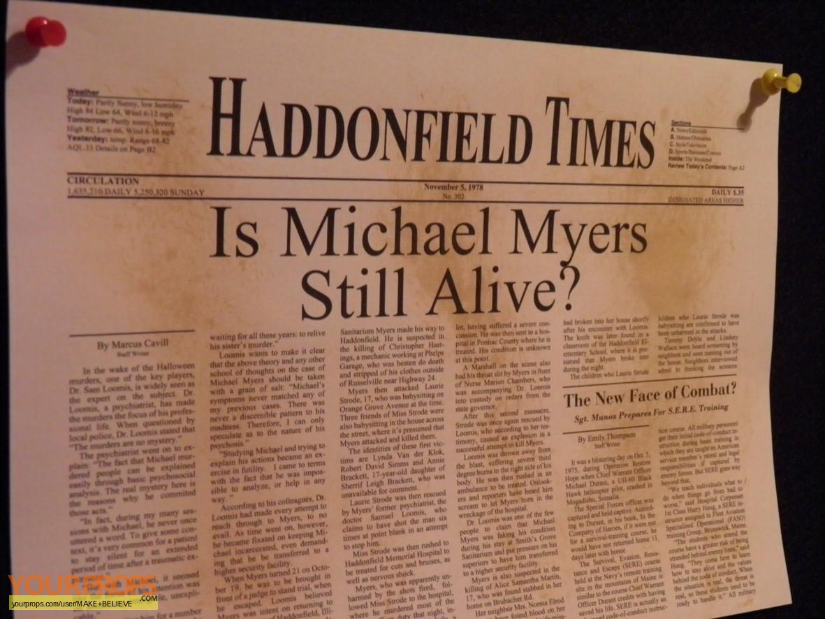 Halloween 2020 How Is Michael Myers Alive After H20 Halloween H20: 20 Years Later Is Michael Myers Still Alive