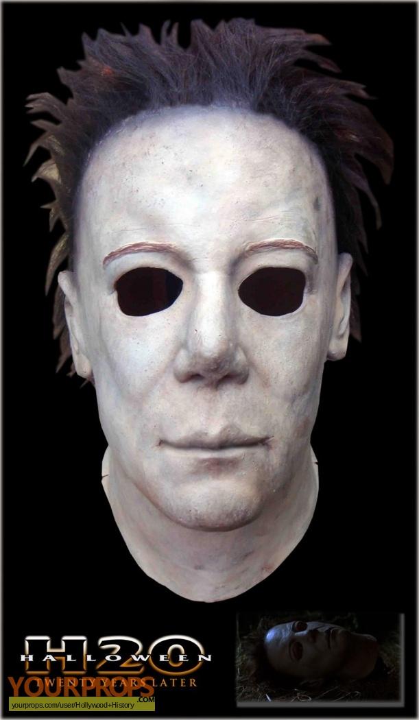 Halloween H20: 20 Years Later Michael Myers Mask original ...