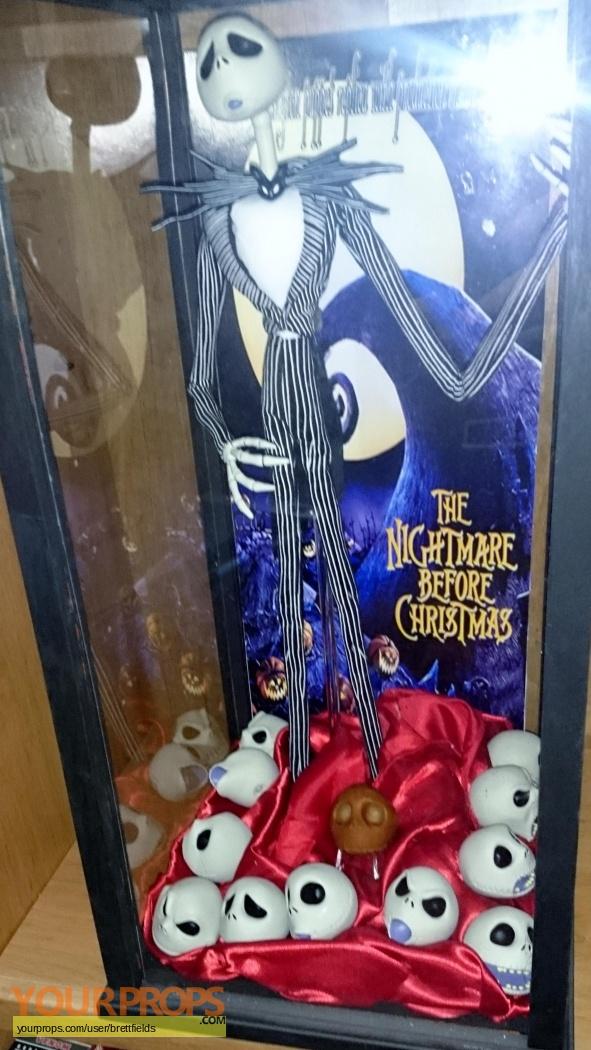 the nightmare before christmas original movie prop - How Was The Nightmare Before Christmas Made