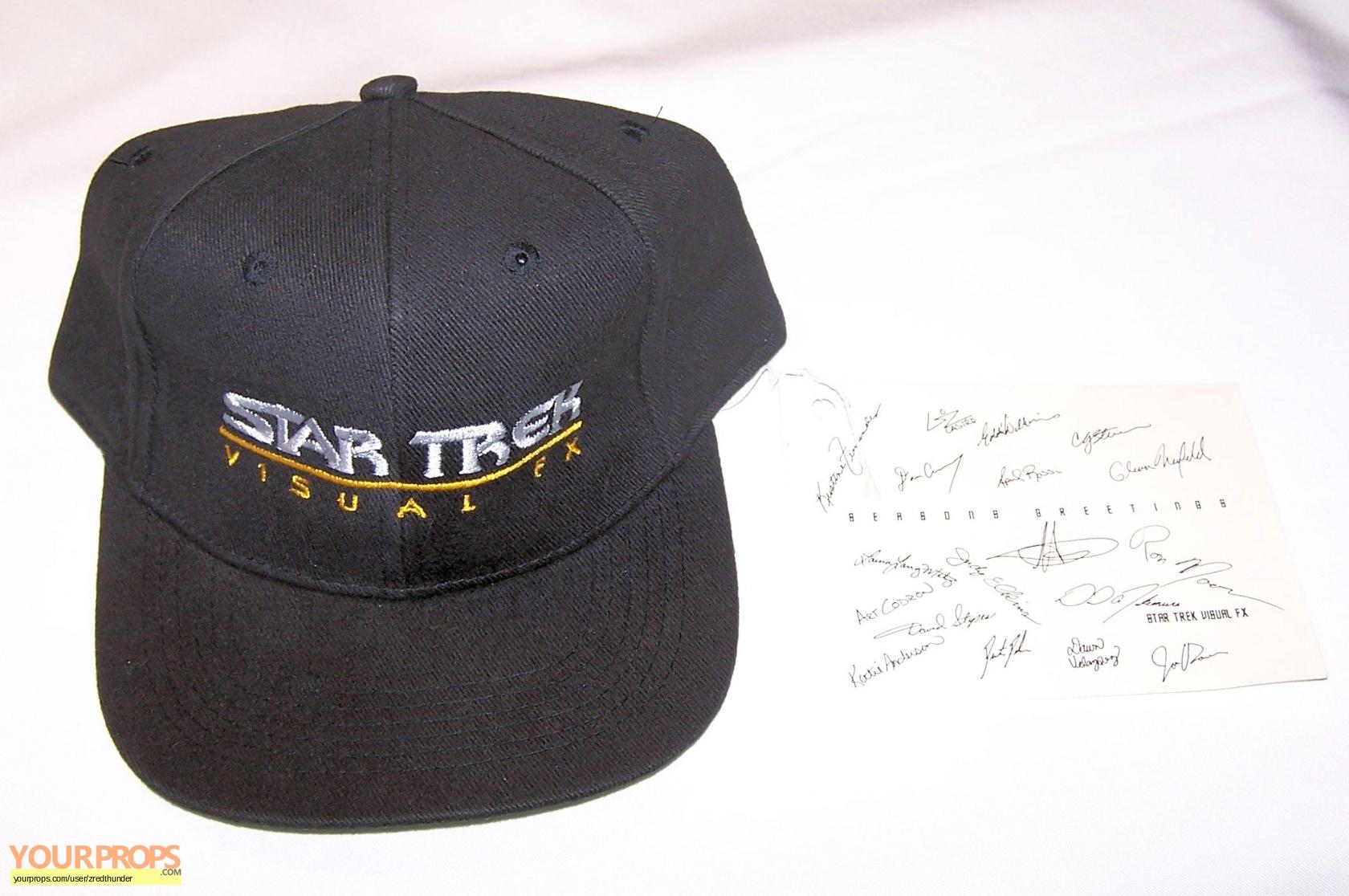 368e855e7b Star Trek: Deep Space Nine 1995-1996 Special FX Hat Crew Gift ...