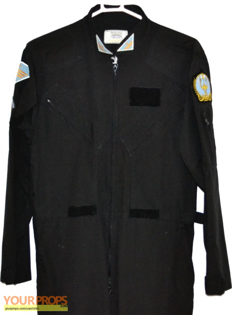 seaquest dsv uniform costume original tv series costume. Black Bedroom Furniture Sets. Home Design Ideas