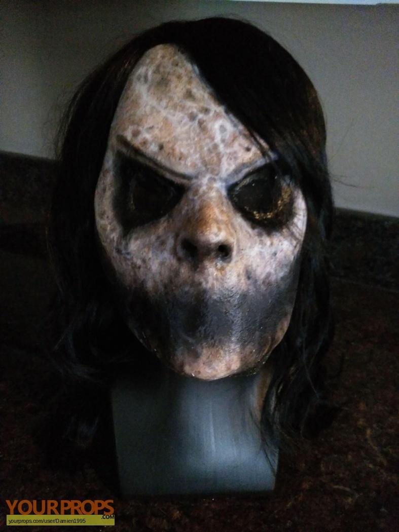 Sinister 2 Bughuul Screen Used Mask Original Movie Prop