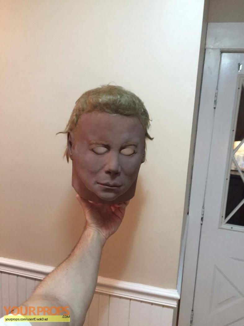 Halloween NAG 75K Capt Kirk Michael Myers Mask replica movie prop
