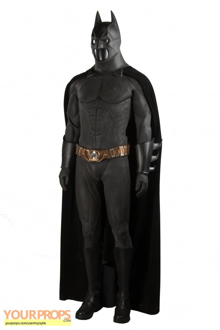 batman begins batman batsuit original movie costume. Black Bedroom Furniture Sets. Home Design Ideas