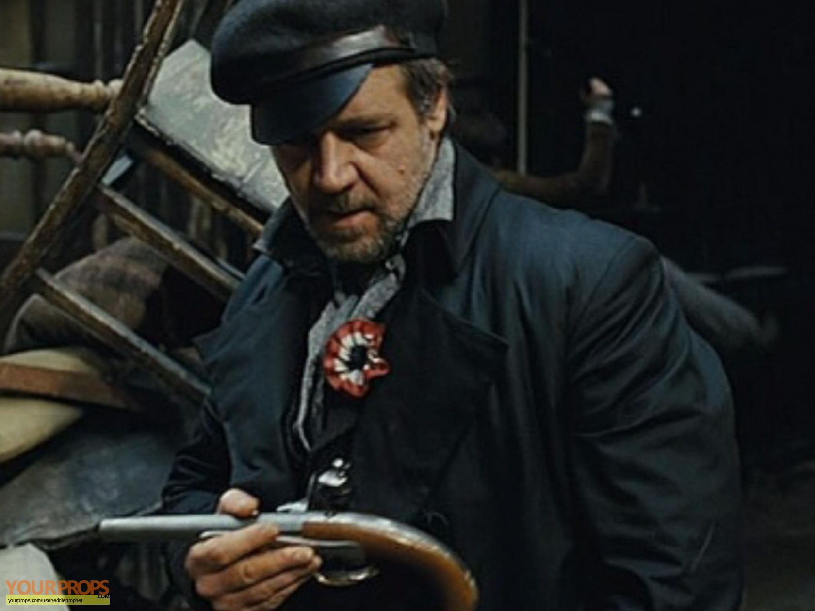 Les Miserables Javert Revolutionary Pistol 1:1 Hero ...
