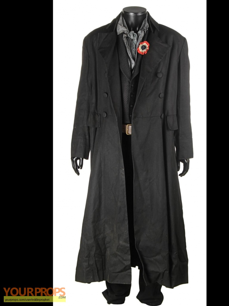 Les Miserables Hero Revolutionary Costume worn by Russell ...