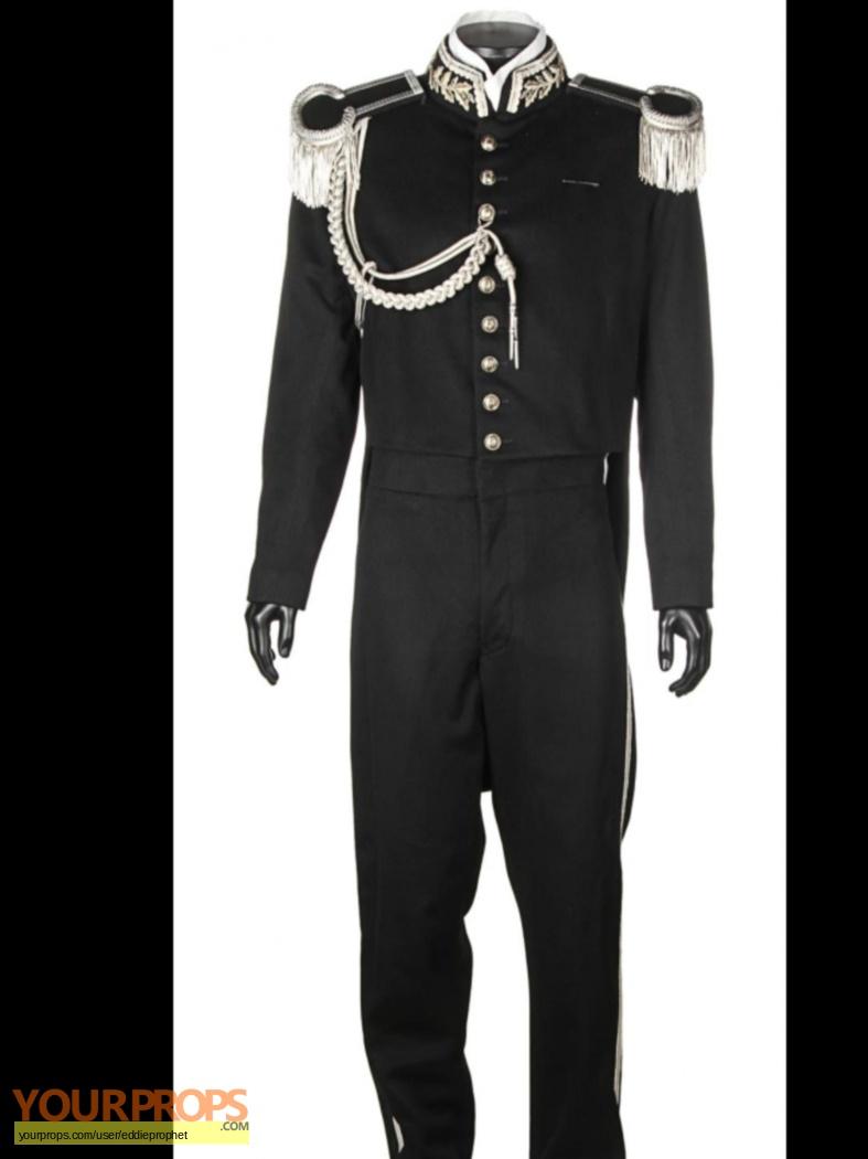 les miserables javert 39 s finale costume original movie costume. Black Bedroom Furniture Sets. Home Design Ideas