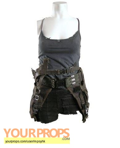 Resident Evil: The Final Chapter Alice Hero Complete Costume