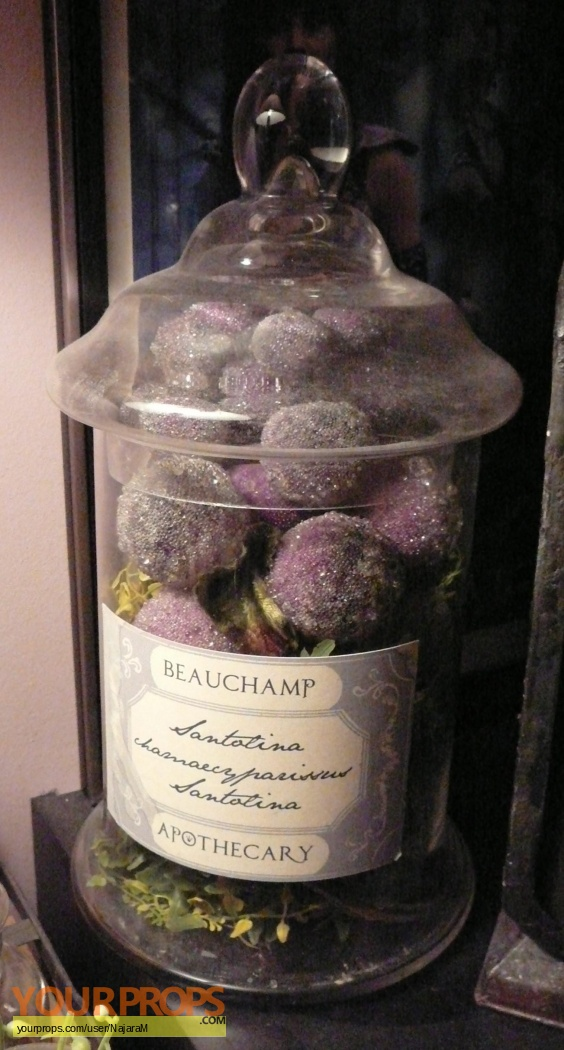 Witches of East End Apothecary Jars and Potion bottle original TV