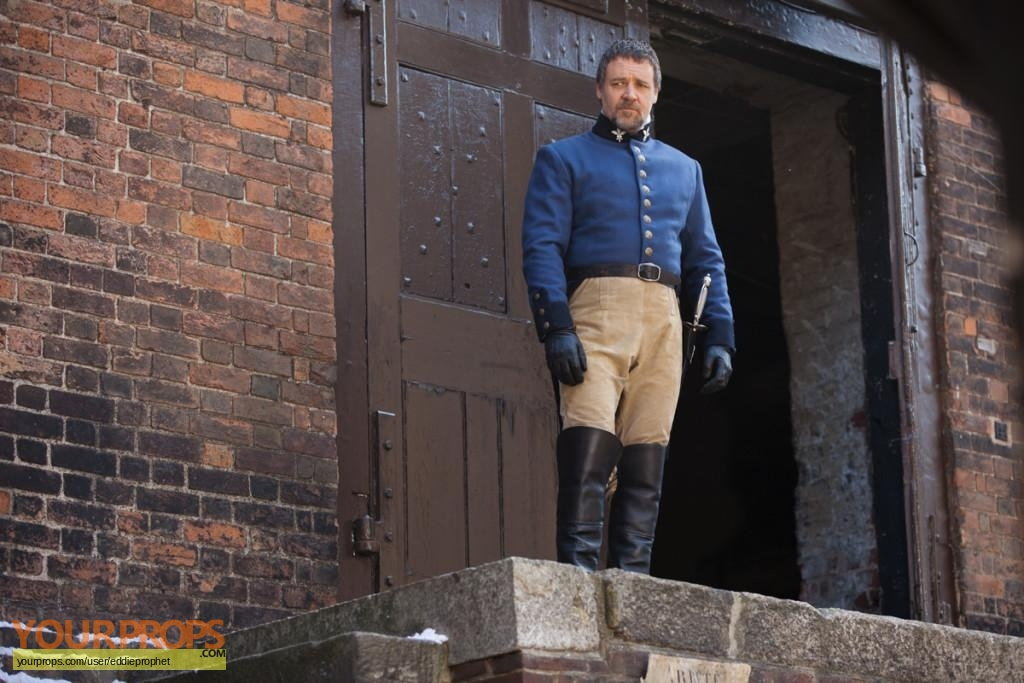 Les Miserables Javert (Russell Crowe) Inspectors Uniform ...