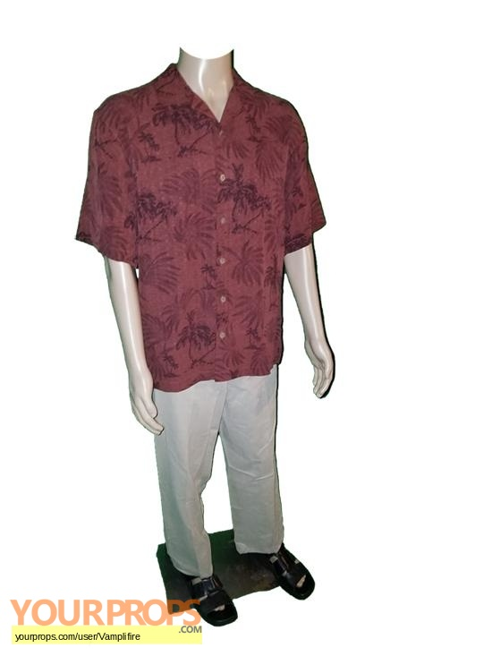 2 Fast 2 Furious Agent Markham Complete Wardrobe Original