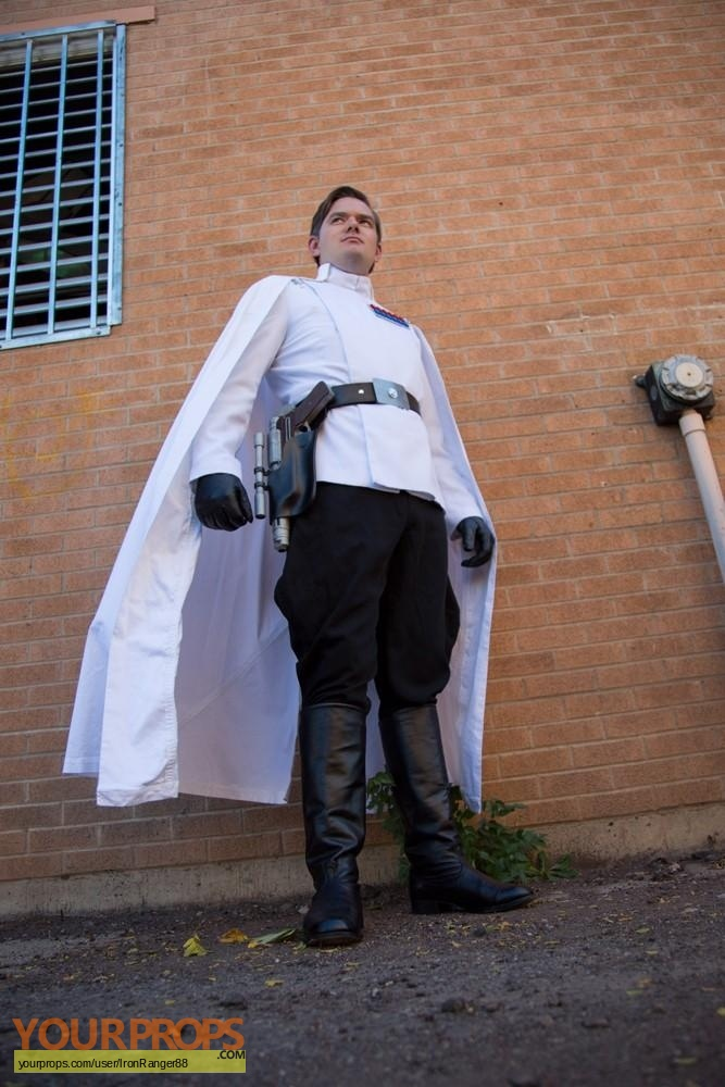 star wars rogue one director krennic hand made costume made from