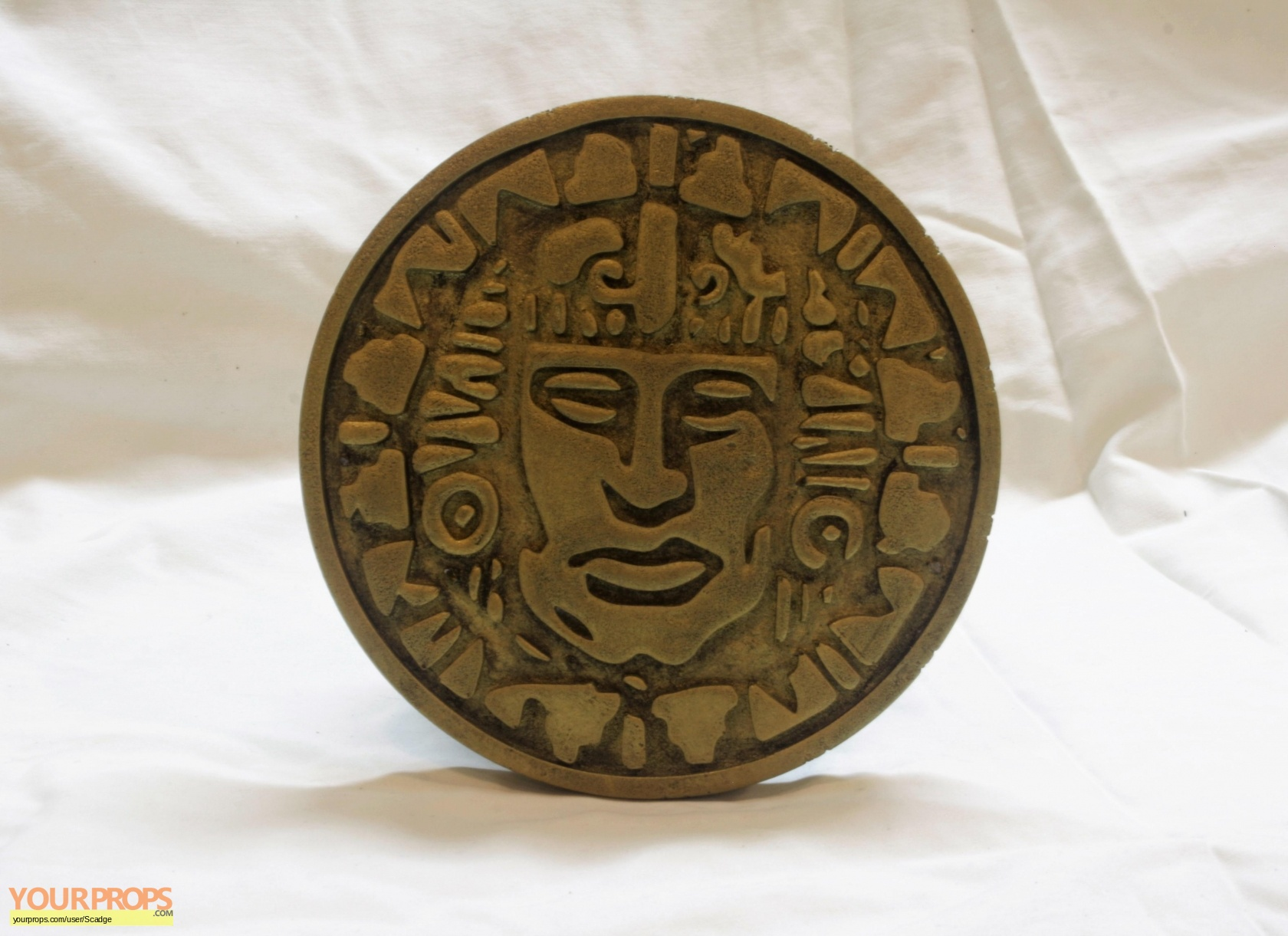 Legends of the hidden temple pendant of life made from scratch legends of the hidden temple made from scratch movie prop aloadofball Gallery