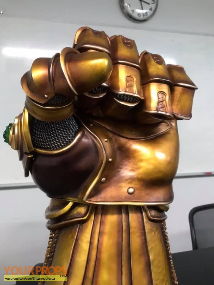 Image Result For Infinity Gauntlet Replica