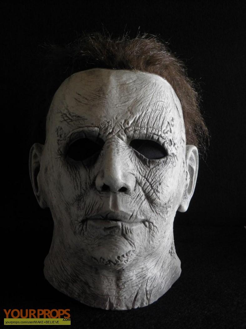 Halloween 2018 Michael Myers mask replica prosthetics