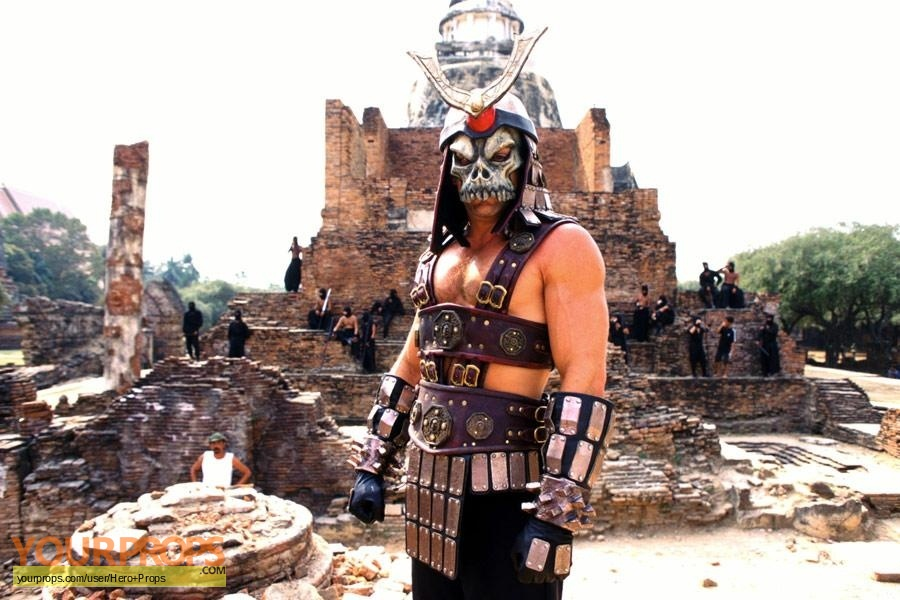 Mortal Kombat Annihilation Shao Kahn S Costume Original Movie Prop