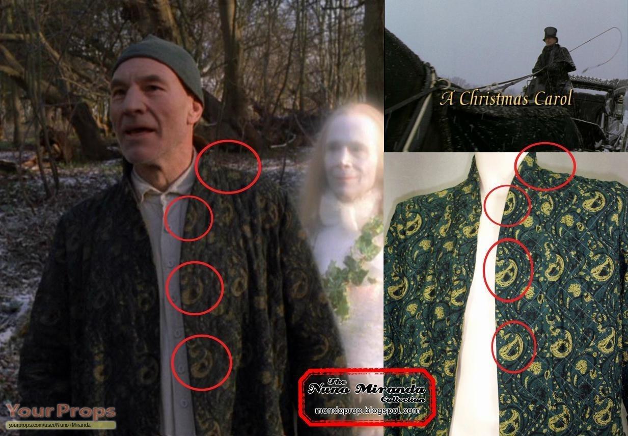 a christmas carol original movie costume - A Christmas Carol Movie 1999