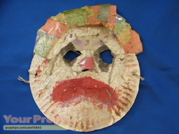 Halloween Clown Mask Michael Myers.Halloween Rob Zombie S Michael Myers Screen Used Clown