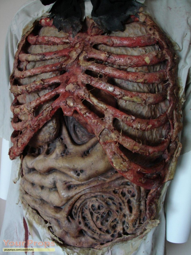 Candyman 3 Day Of The Dead Candymans Tony Todd Prosthetic Open