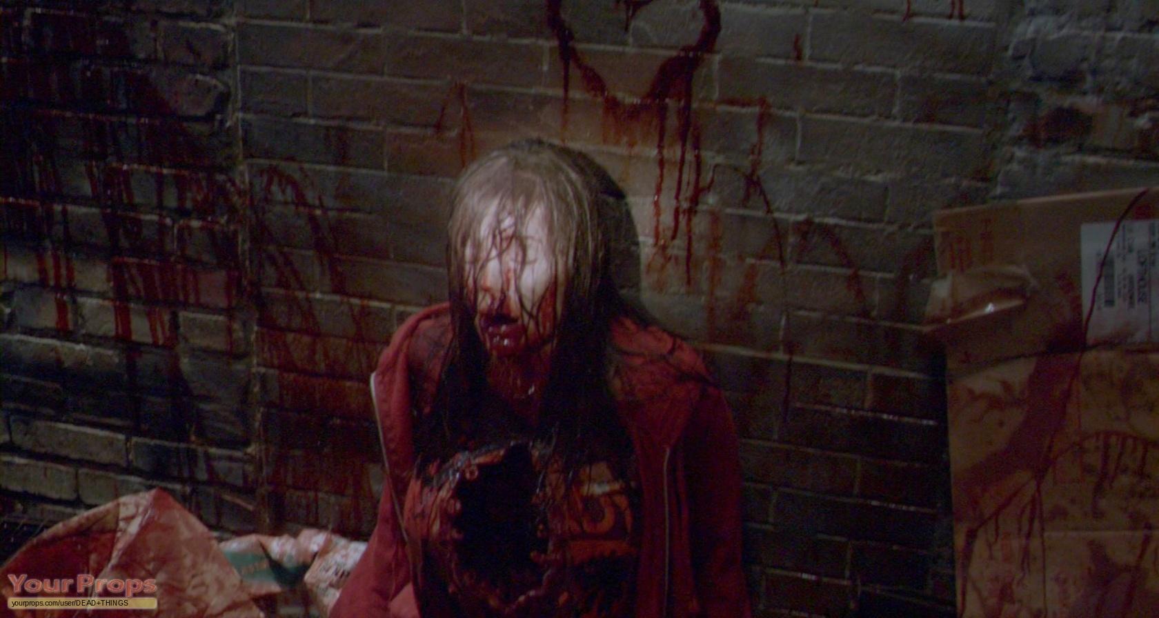 ... My Bloody Valentine Original Movie Prop ...