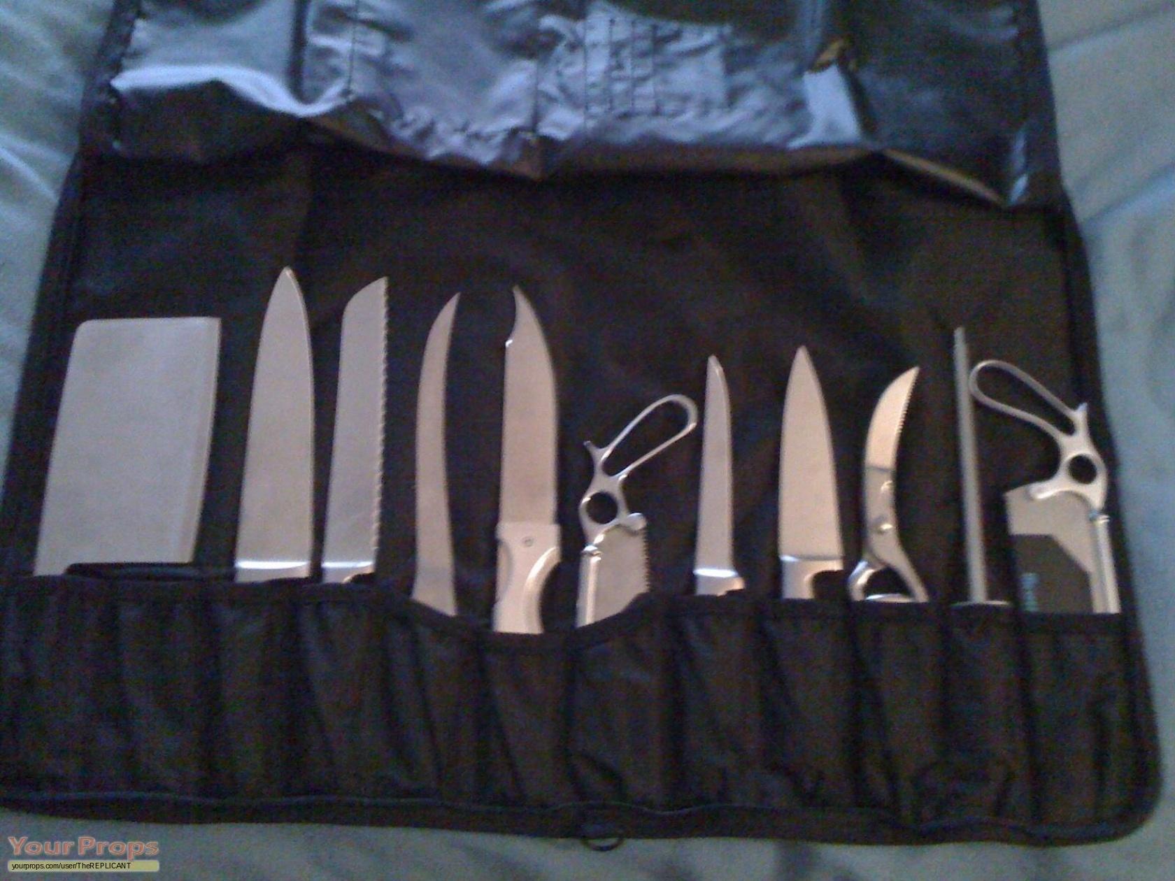 Dexter Dexter Messermeister Kill Tools Roll Full Set