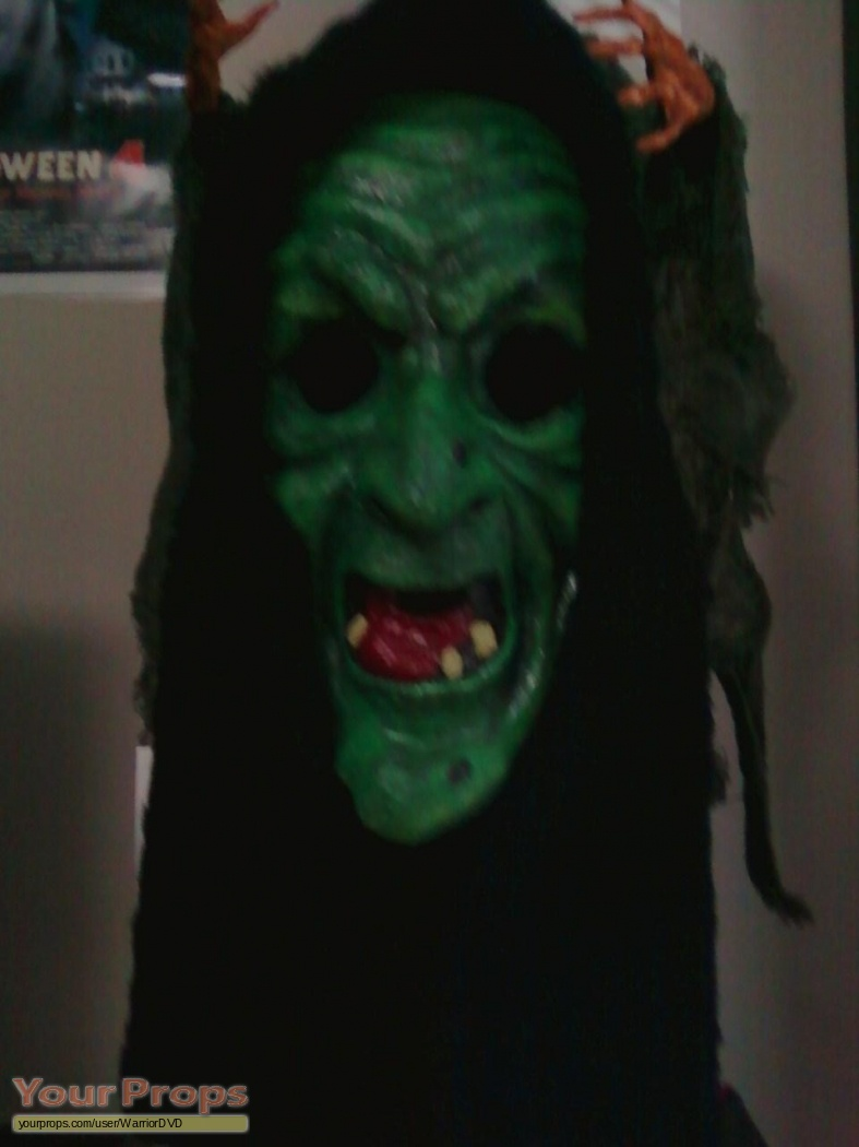 Halloween 3: Season of the Witch Halloween 3 Witch Mask replica ...