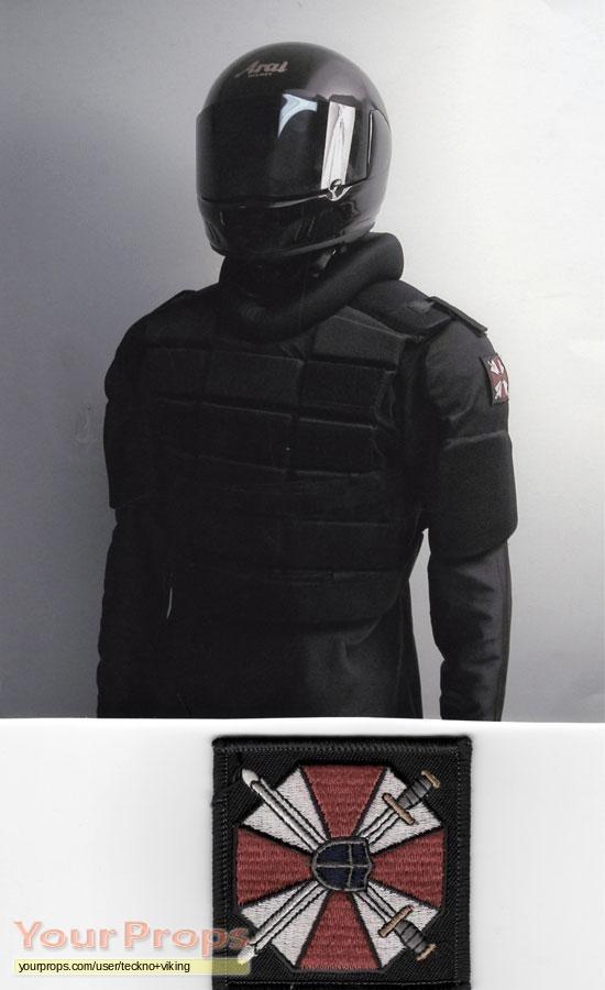 Resident Evil Apocalypse U B C S Centurion 2 Part Under Suit
