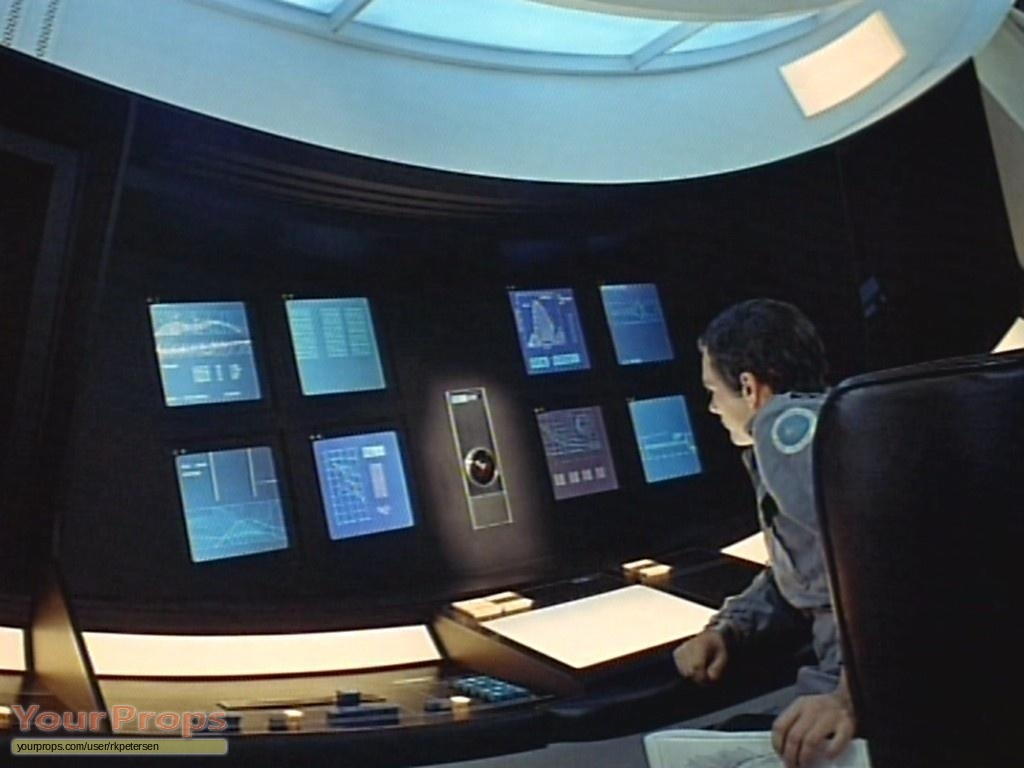 2001 A Space Odyssey Hal 9000 Interface Replica Movie Prop