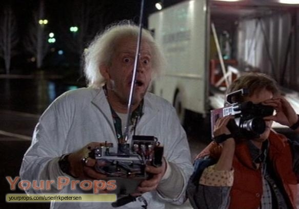 back to the future jvc gr c1 camcorder replica movie prop JVC Camcorder Power Supply 300 X jvc camcorder user manual