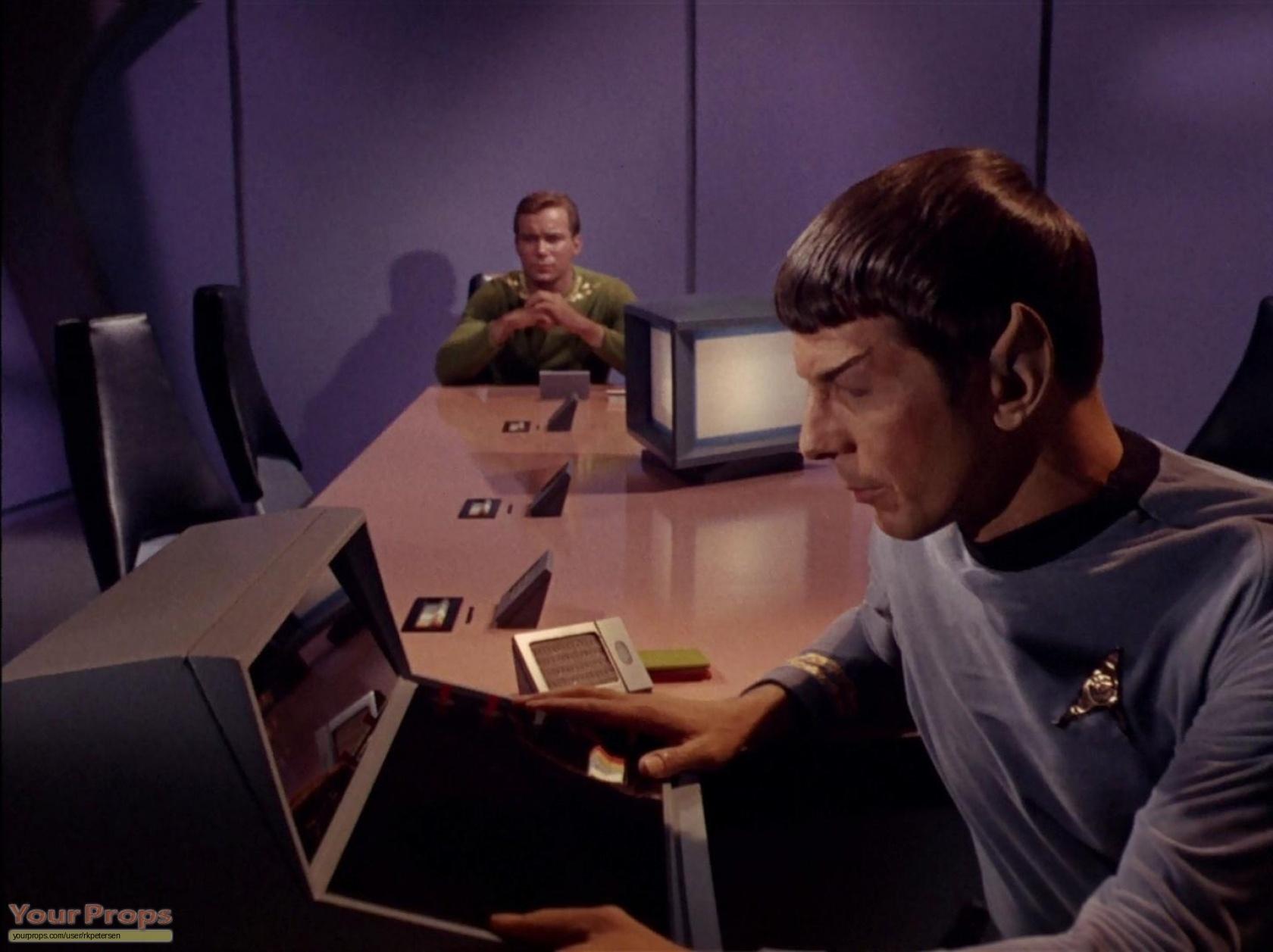 Star Trek The Original Series Desktop Intercom Replica Tv